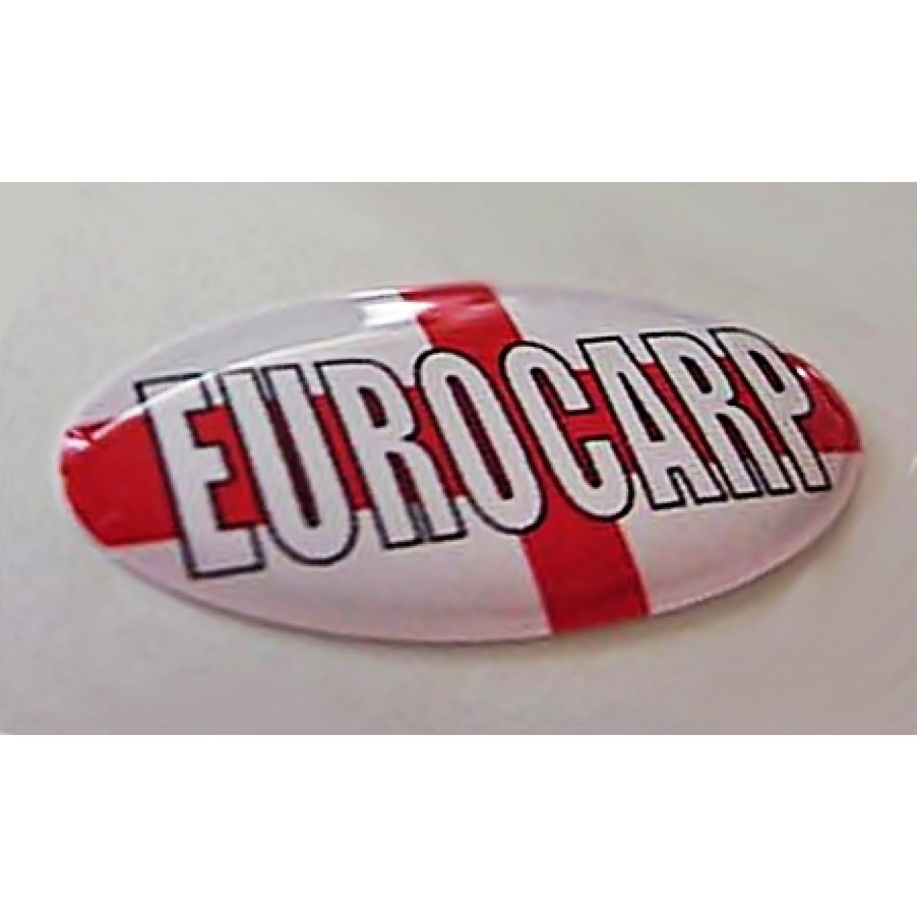 Delkim Ident Aufkleber Eurocarp