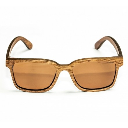 Nash - Timber Sunglasses Amber