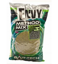 Bait Tech - Envy Green Hemp & Halibut Method Mix 2kg