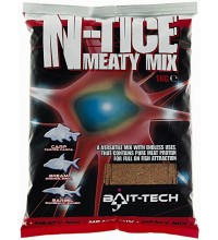 Bait Tech - N-Tice Meaty Mix Groundbait 1kg