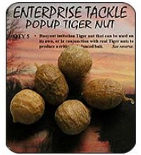 Enterprise Tackle - Pop Up Tiger Nut 5 Stück