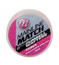 Mainline - Match Dumbell Wafters Tuna 8mm Pink