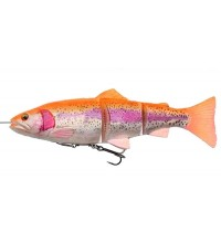 Savage Gear - 4D Thru Trout Golden Albino 25cm