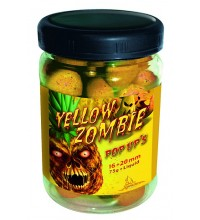 Quantum Radical - Yellow Zombie Pop Ups 16 & 20mm (inklusive Liquid)