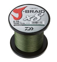DAIWA - J-Braid Dark Green 1500m