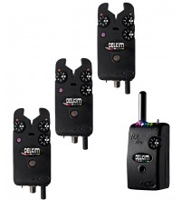 Delkim - 3 TX-i Plus Blue & Receiver