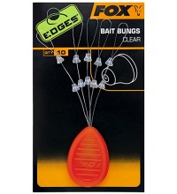 Fox - Edges Bait Bungs Clear