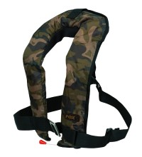 Fox - Camo Automatic Life Jacket