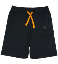 Fox - Black & Orange Jogger Shorts