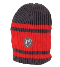 Fox Rage - Red/Grey Beanie Hat