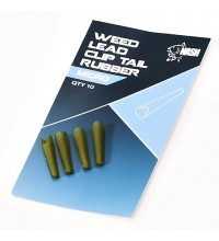 Nash - Weed Micro Lead Clip Tail Rubbers