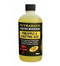 Nutrabaits - Pineapple & N-Butyric Liquid Booster 500ml