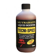 Nutrabaits - Tecni-Spice Liquid Booster 500ml