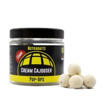Nutrabaits - High Attract Pop Ups Cream Cajouser