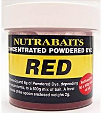 Nutrabaits - Concentrated Powdered Dye Red