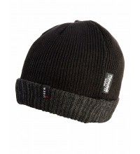 Eiger - Knitted Hat Black Grey