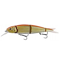 Savage Gear - 4Play Herring Lowrider Fluo Orange & Gold 9,5cm