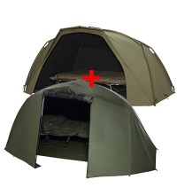 Trakker - Tempest Air Bundle (Tempest Air + Wrap + Utility Front + Utility Groundsheet)