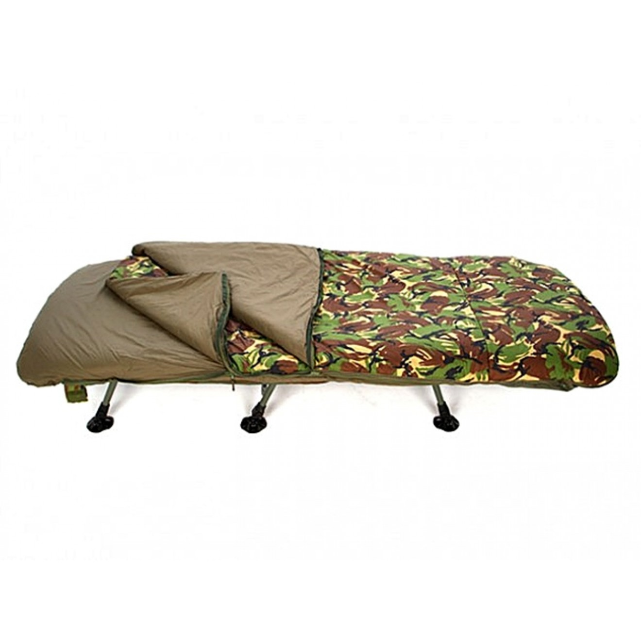 Fortis - Techlite Sleeping Bag DPM Camo